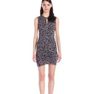 French Connection Confetti Grid Jersey Dress, 6